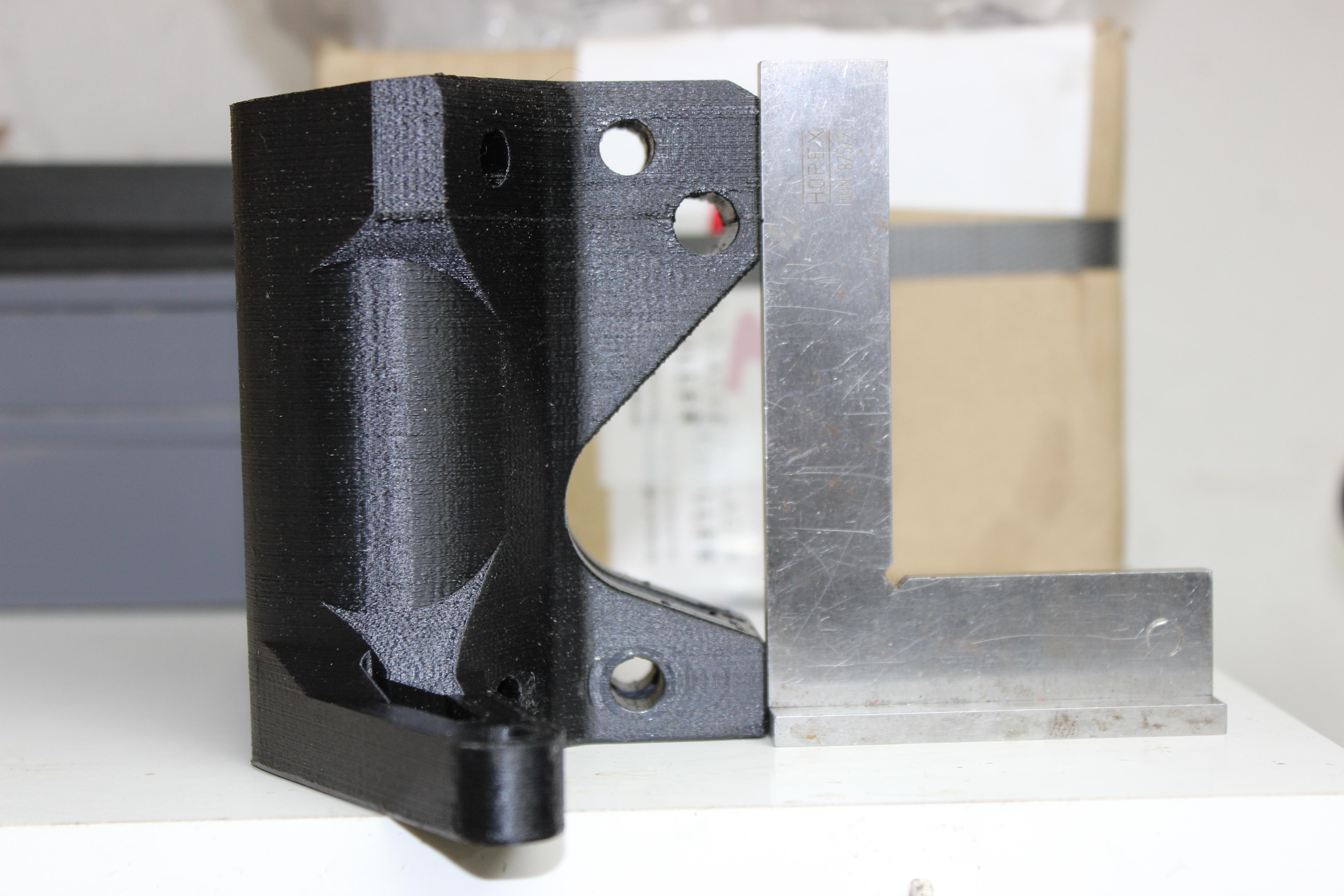 Please help me getting the Gantry perpendicular | V1 Engineering